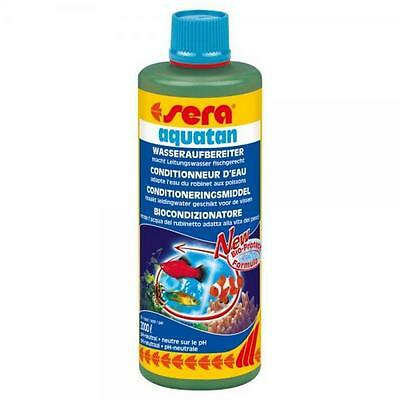 SERA Biocondizionatore aquatan ml.500 - Aquariums bio-conditionneur