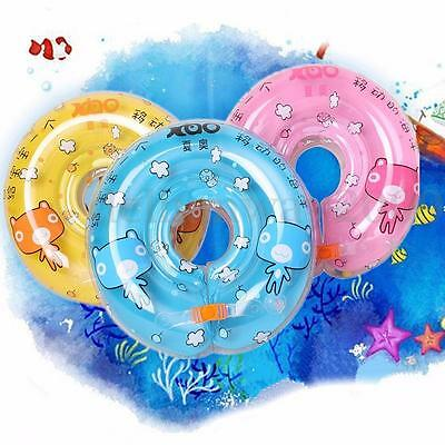 New Infant Kids Baby Swimming Ring Float Collar Neck Ring Safety