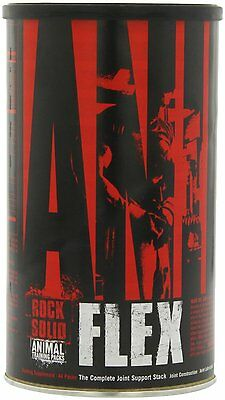 Universal Nutrition Animal Flex Complete Joint Support Supplement, 44 Count NEW