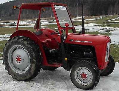Massey Ferguson Tractor Mf35 Workshop Service  Repair Manual