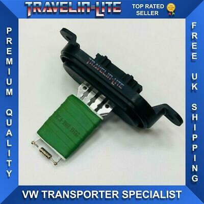 For VW T5 Transporter Heater Blower Resistor Quality Part Brand New 7E0959263C