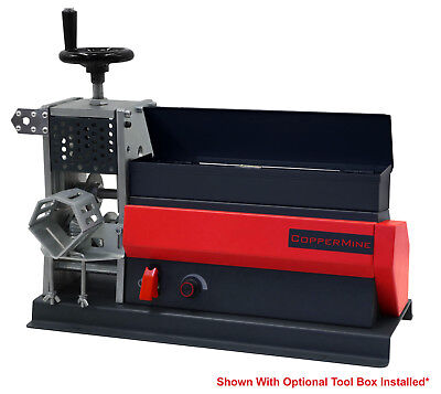 """Powered Copper Wire Stripping Machine Copper NEWEST DESIGN strips up to 2-1/4"""""""