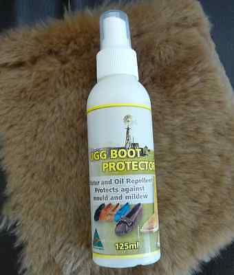 Ugg Boot Protector 125Ml For All Sheepskin Items Including Slippers ,gloves,hats