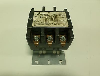 New Overstock Carrier HN53CD208 3-Pole Contactor 208//240VAC 40 FLA