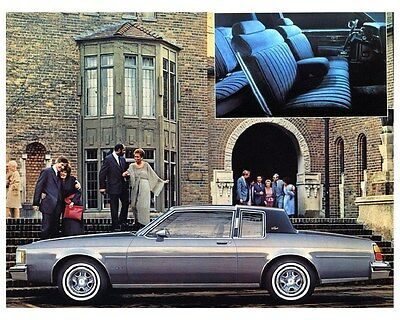 1984 Oldsmobile Delta 88 Royale Coupe Factory Photo ca5616