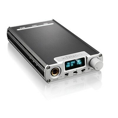 "xDuoo XD-05 DSD DAC Audio Headphone Amplifier OLED 0.91""Screen 32BIT / 384KHZ"