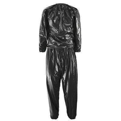 JJPRIME Heavy Duty Sweat Suit Sauna Suit Exercise Gym Suit Fitness Weight Loss
