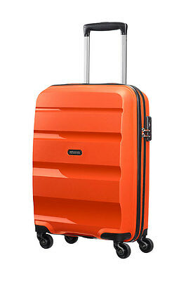 American Tourister Bon Air Small Spinner Suitcase, 55cm, Flame Orange