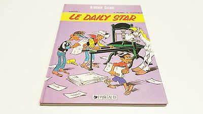 Lucky Luke T53 Le daily Star EO / Morris // Dargaud
