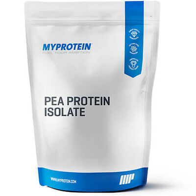 Myprotein Pea Protein Isolate 1kg / 2.5kg Natural Vegetable Based Vegan Protein