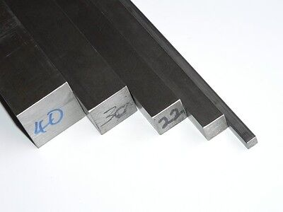 Cheap Mild Steel Square Bar Various Diameters And Lengths