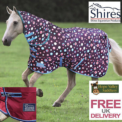 Shires 180 Combo Mediumweight Turnout Rug (9332) - Sale