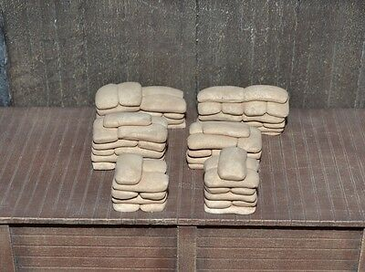 #S001 S, Sn3 O stacked bags, flour, seed, cement 6pcs Produits MP sac empilée