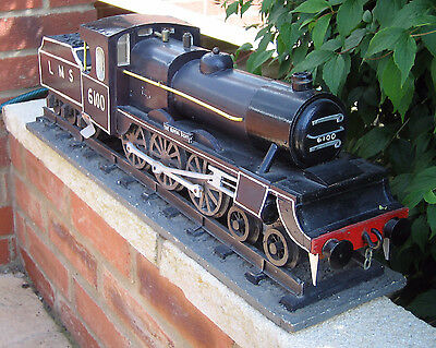 Very Rare Hand Made Locomotive The Royal Scott L M S 6100- Butlins Skegness