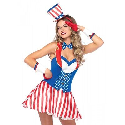 Miss Independent Costume 4th of July Fancy Dress