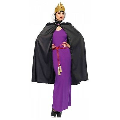 Evil Queen Costume Adult Snow White Halloween Fancy Dress
