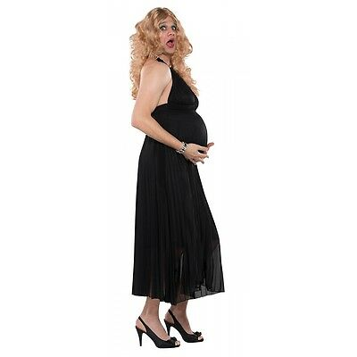 Pregnant Costume Belly Funny Halloween Fancy Dress