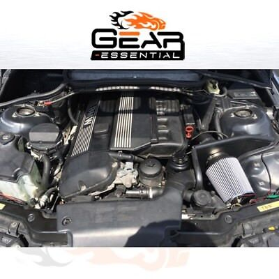 2001-2005 BMW E46 330 330i XI CI M COUPE AF DYNAMIC COLD AIR INTAKE KIT 11HP+