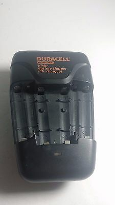 Duracell battery charger 3FW4 5.6V 360mA ID155786-H603