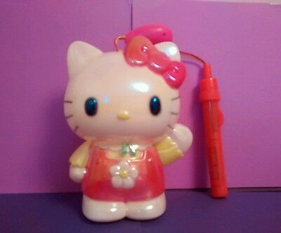 RARE HELLO KITTY. lights up and plays music! l@@k!
