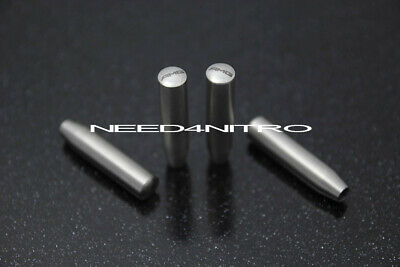 For Mercedes CLA45 AMG CLA 250 200 C117 Stainless Metal 4 Door Lock Pins Knob