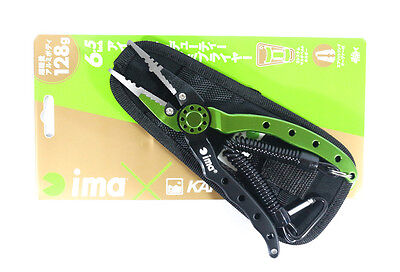 Ima Split Ring Pliers Aluminium Slim 128 Grams 6.5 Inch (2206)
