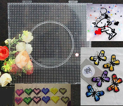 2.6 mm mini soft fuse hama beads pegboards, refill pack and KT kits -fun craft