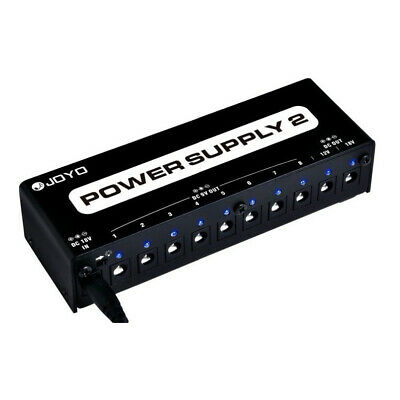JP02 LED Power Supply Brick for Effects Pedals - New