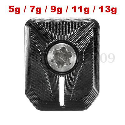 Black Golf Slide Movable Weight For Taylor Made M1 Driver 5g 7g 9g 11g 13g