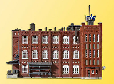 kibri 36770 Z Gauge Factory from the early years #new original packaging#
