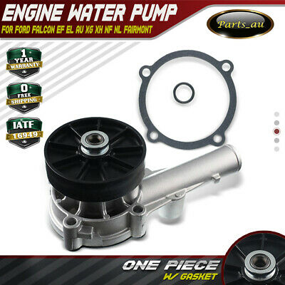 Water Pump With Pulley for Ford Falcon EF EL AU XG XH NF NL Fairmont Ute 4.0L
