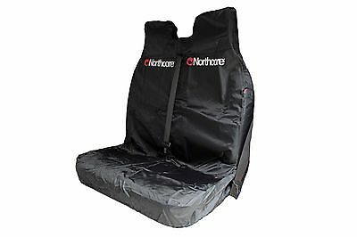 Northcore Double Van Seat Cover (Black) Mens Unisex Surfing Surf Watersports New