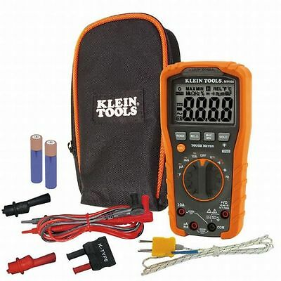 Klein Tool MM600 Digital Multimeter Auto-Ranging 1000V