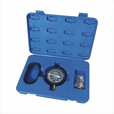 Car Truck Fuel Pump Vacuum Testing Carburetor Valve Pressure Tester Gauge Kit