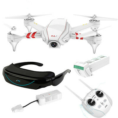 JYU Hornet S FPV Drone with Camera HD Foldable GPS Follow Me Funcation Quacopter