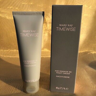 Mary Kay TimeWise Age Minimize 3D Night Cream Nachtcreme Norm/trock od Mischhaut