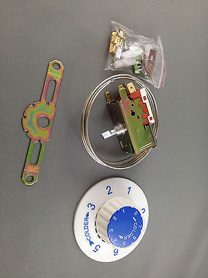 Universal Two Door Cyclic Fridge Termostat Kit Westinghouse Kelvinator Hoover