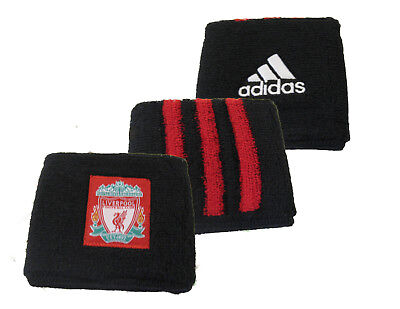 New ADIDAS LIVERPOOL FC Wristbands BNWT