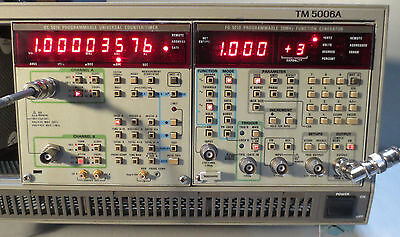 Tektronix DC 5010 Programmable Universal Counter / Timer DC5010