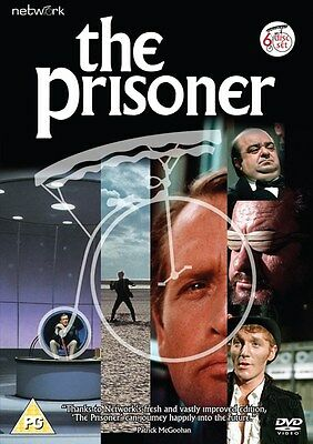 The Prisoner: The Complete Series [DVD]