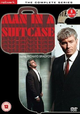 Man in a Suitcase: The Complete Series (Box Set) [DVD]