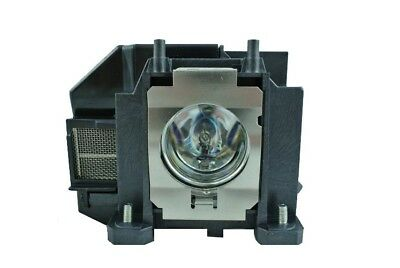 Original Equivalent Bulb in cage fits EPSON H428A Projector