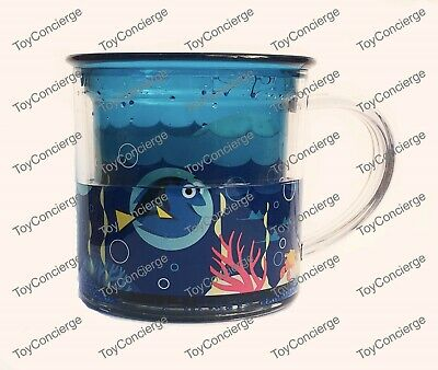 DISNEY Store MEAL TIME MAGIC Collection FUNFILL Cup 2015 FINDING DORY 6 oz NWT