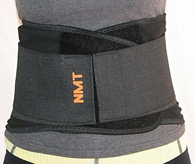 Lower Back Brace Support Pain Relief Lumbar Magnetic Belt