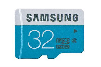 Samsung MB-MS32D1 32GB Class 6 MicroSDHC Memory Card - NON RETAIL PACKAGING