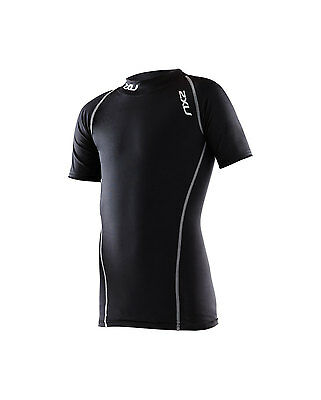 NEW 2XU Youth Compression Short Sleeve Top Youth Other