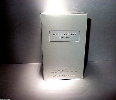 Cotton von Marc Jacobs Eau de Toilette EdT Spray, 100 ml 100% Original, OVP