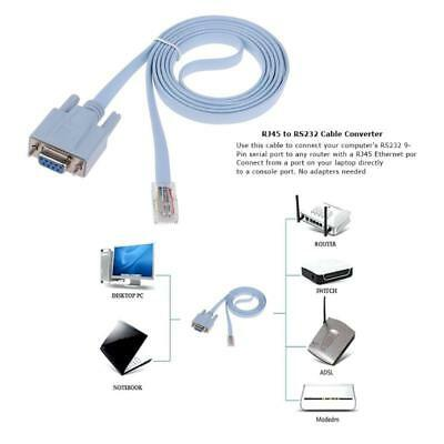 1.5m Null Modem Cable RS232 DB9F 9 Pin Serial DB9 Female to DB9 Female Ports