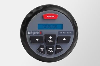 MB Quart GMRWDR Remote Control Wired Remote w/ Display NEW GMR-WDR SHIPS FAST!