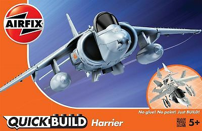 Airfix Quick Build Harrier Snap Together Kit  AF-J6009